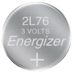 Energizer 2L76BP Lithium Photo Battery, 3V, 160 mAh