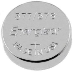 Energizer 377 1.55V Watch/Electronic Battery