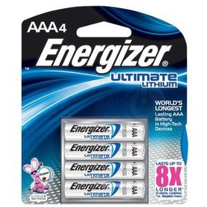 Energizer L92BP-4 1.5V AAA Battery