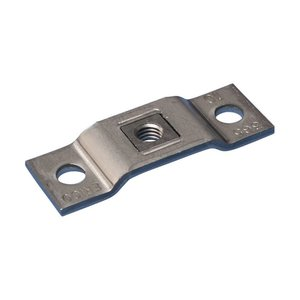 Erico Caddy 3650037CP ERC 3650037CP PLATE,WALL,3/8 IN