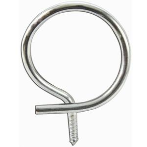 "Erico Caddy 4BRT32WS 2"" Wood Screw Bridle Ring"