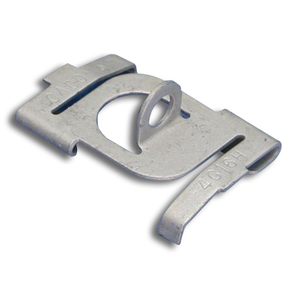 """Erico Caddy 4G16H Twist On Fixture Support, Sign Hanger, For 15/16"""" Tee"""