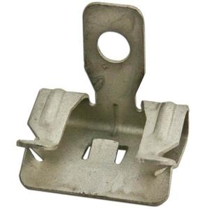 "Erico Caddy 4H58 Flange Clip, Type Hammer-On, Fits 5/16 to 1/2"" Flange"