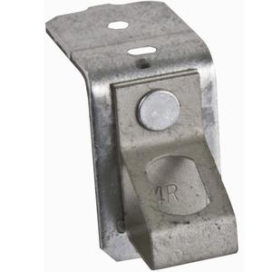 """Erico Caddy 4TIAFAB3 Angle Bracket, Pin Driven, For 1/4"""" Threaded Rod"""