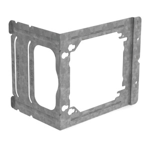 "Erico Caddy C4 C Series Electrical Box Bracket to Stud, 4"" Depth"