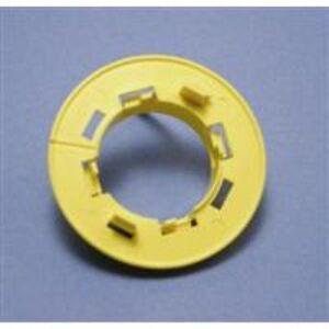 "Erico Caddy ESG1M Bushing, Type: Snap-In, 1-11/32"", Yellow, Non-Metallic"