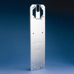 "Erico Caddy FMBS18 Floor Mount Box Support, Height: 18-1/2"", Steel"