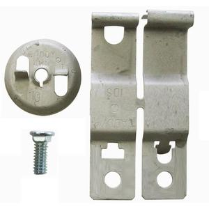 """Erico Caddy IDS Independent Support Clip, 15/16"""" Grid, 5/8"""" Stud"""