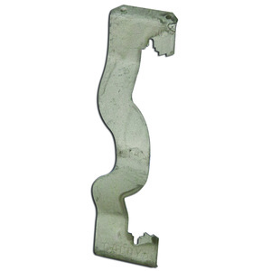 "Erico Caddy K8 Conduit Hanger to Flange/Wire/Rod, Diameter: 1/2 - 1/4"", Steel"