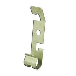 Erico Caddy PCS1 Drop Wire Cable/Conduit Clip, Wire: #8 - #12, MC/AC: 14-2 thru 12-3
