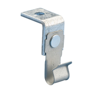 Erico Caddy RMXAB Cable Clip, Angled, Type: Non-Metallic Sheathed, Size: 14-2 thru 12-2