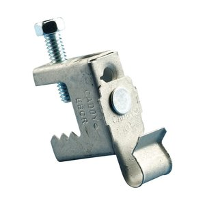 """Erico Caddy RMXBC Clamp, Type: NM Cable to Beam, Size: 14-2 thru 12-2, Flange: 1/2"""""""