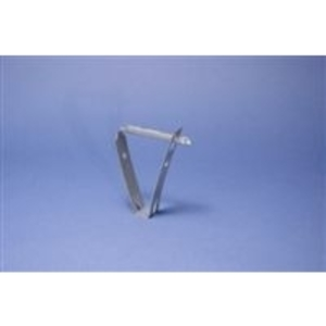 "Erico Caddy TDH Deck Hanger, 3/8"" Hole, Steel"