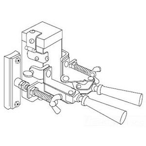 Erico Cadweld B396 Handle Clamp, Type: Magnetic