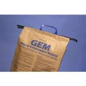 Erico Cadweld GEM25A Ground Enhancement Material, Bag With Handles, 25 LBS