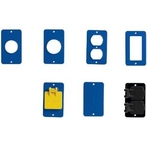 Ericson 6034 BLUE HIGH IMPACT NYLON