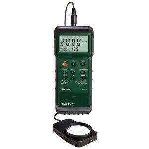 Extech 407026-NIST Light Meter, Digital, w/ PC Interface