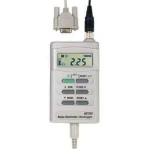 Extech 407355 Sound Meter Kit, Digital