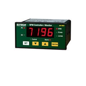 Extech 461960 RPM Controller/Monitor, Panel Mount, Digital