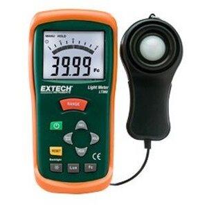 Extech LT300 Light Meter, LCD