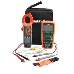Extech MA620-K AC Clamp Meter / Multimeter, True RMS, 600V, 600A