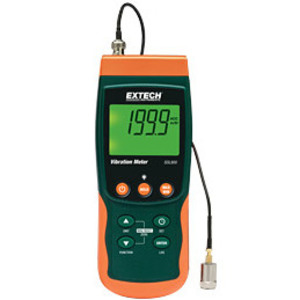 Extech SDL800 Vibration Meter, Datalogger
