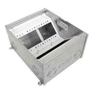 FSR FL-500P-3 FLOOR BOX