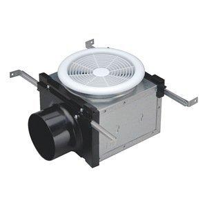 """Fantech PBV4 Expansion Grille, 4"""" Duct, Compact Fluorescent"""