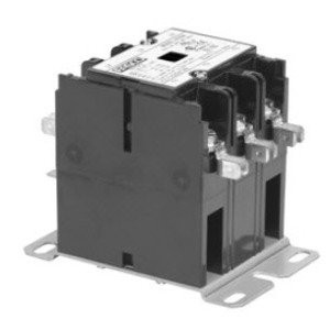 Fasco Motors H330B Contactor, Definite Purpose, 30A, 3P, 120VAC, Coil, 600VAC Rated