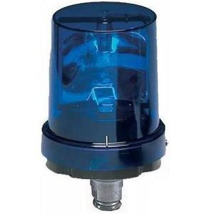 Federal Signal 225-120B Incandescent Rotating Beacon, Blue