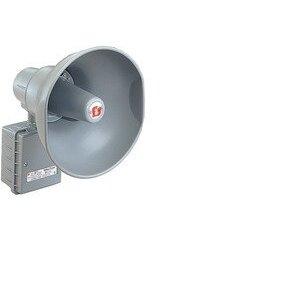 Federal Signal 302GC-120 Speaker Amplifier, 120VAC, 0.30A, 114dB @ 10', NEMA 3R, Gray