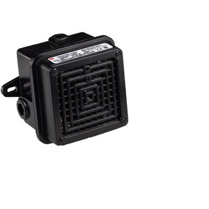 Federal Signal 350WBX-120 Hazardous Location Horn, Div 2, 120V, Type 4X Enclosure, 100dBa @ 10'