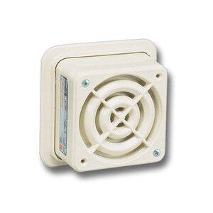 Federal Signal 50GC-024BG Speaker Amplifier, 24VDC, 0.09A, 88dB @ 10', Flush/Surface Mount