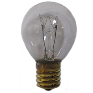 Federal Signal K8107181A Lamp, Replacement, Incandescent, 120VAC, For 400R Series Beacon