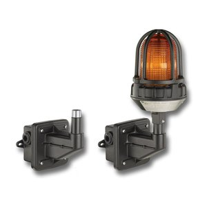 Federal Signal LHWB Mounting Bracket for Warning Light, Wall-Mount, Hazardous Location