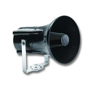 Federal Signal P-LS2B Loudspeaker, Zone 1, 25W, 114dB @ 10', IP66, Non-Metallic, Black