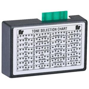 Federal Signal UTM Universal Tone Module, 32 Tones