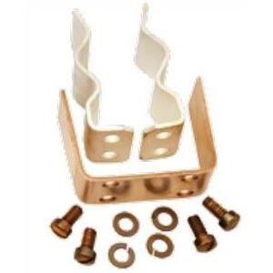 Ferraz 9F61AWW629 Fuse, Clip, Renewal Part, Size B/C Fuse, Medium Voltage,