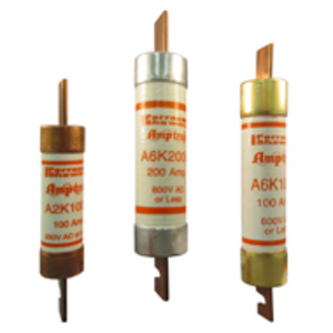Ferraz A2K20R Fuse, 20A, 250VAC, Class RK1, Fast Acting, Rejection Style