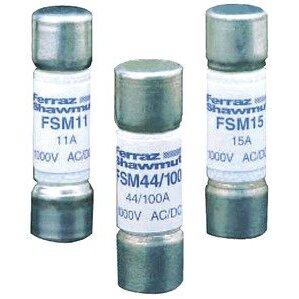 Ferraz A70QS25-14F Fuse, 25A, 700VAC, QS Style, Semi-Conductor, Ferrule