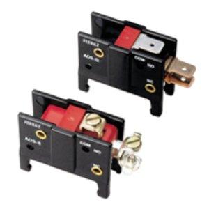 Ferraz AOS-Q Fuse, Blown Fuse Indicator, Add On Switch, Push On Connector, 250VAC