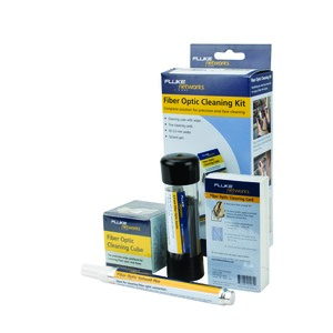 Fluke Networks NFC-KIT-BOX NFC-Kit-Box Fiber Optic Cleaning Kits