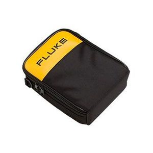 Fluke C280 Carrying Case, Polyester, Blk/yel