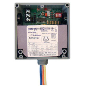 Functional Devices RIBTD2401B Enclosed Time Delay Relay