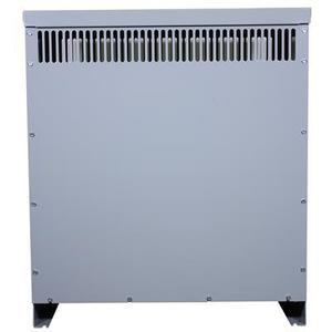 GE Industrial 9T83B3874 Transformer, Dry Type, 75KVA, 480Δ Primary, 208Y/120V Secondary