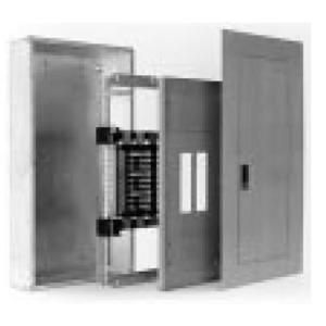 "GE Industrial AF43F Panel Board, Front Trim, 43-1/2"" x 20"", A Series, Flush"