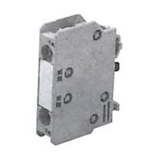 GE Industrial BCLF01 Auxiliary Contact Block, 1NC, Front Mount, for C-2000 Contactor