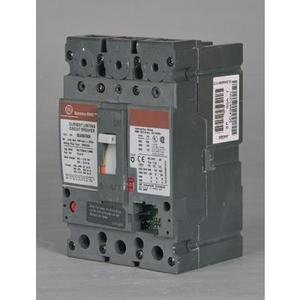 GE Industrial SEHA36AT0100 Breaker, Molded Case, SEH Frame, 100A Current Sensor, 3P, 600VAC