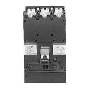 GE Industrial SKLA36AT1200 Breaker, Molded Case, 600-1200A, 3P, 600VAC, 42kAIC, Type SK, Spectra