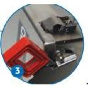 GE Industrial THGRIP Disconnect Switch, Replacement, Red Handle Grip, for HD